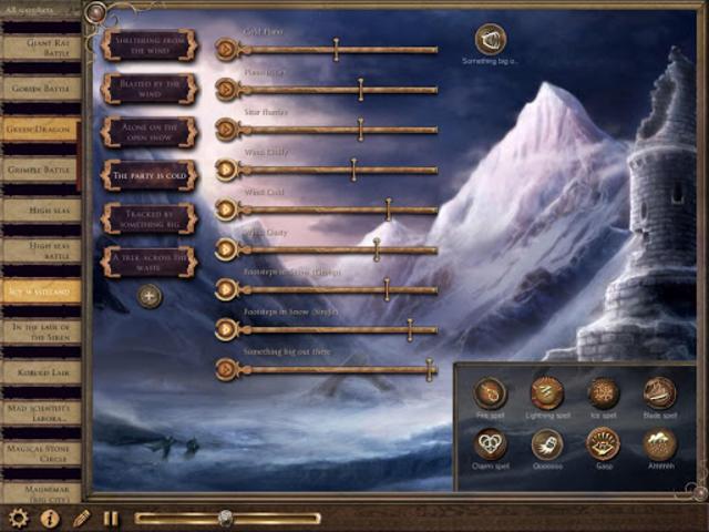 Syrinscape: Tabletop RPG Sound screenshot 4