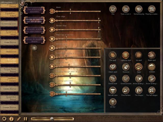 Syrinscape: Tabletop RPG Sound screenshot 5