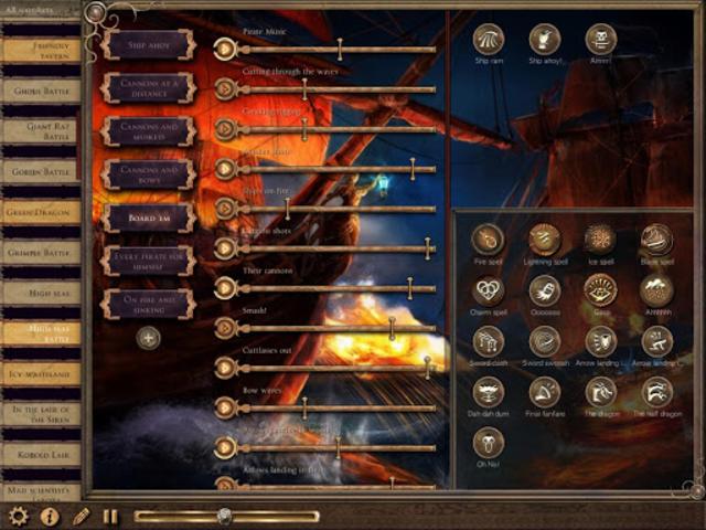 Syrinscape: Tabletop RPG Sound screenshot 6