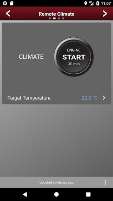 Jaguar InControl Remote screenshot 2