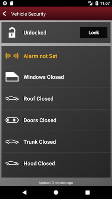 Jaguar InControl Remote screenshot 5