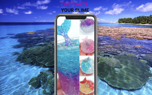 Slime ASMR Simulator - DIY Satisfy Relax Slime screenshot 6