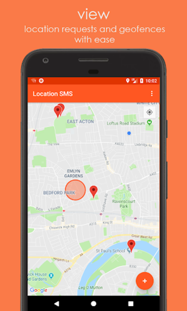 Location SMS - Offline Phone Finder screenshot 4