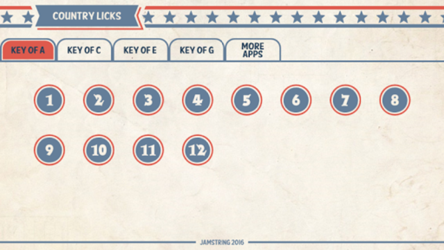 63 Country Guitar Licks screenshot 1