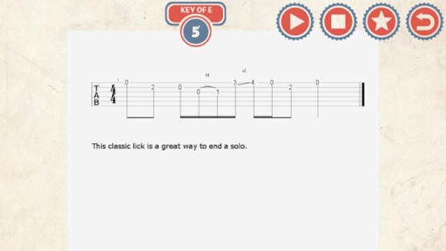 63 Country Guitar Licks screenshot 3