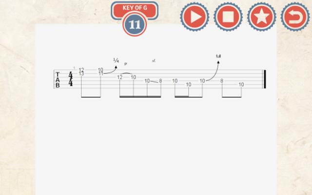 63 Country Guitar Licks screenshot 5