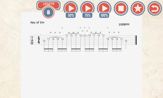 85 Metal Guitar Licks screenshot 5