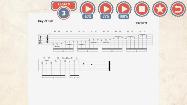 85 Metal Guitar Licks screenshot 7