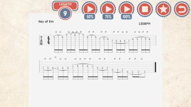 85 Metal Guitar Licks screenshot 9
