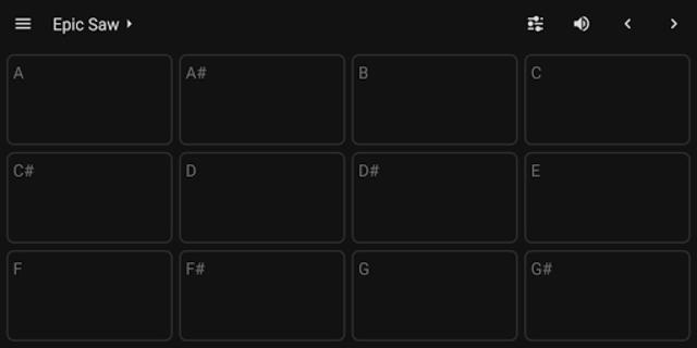 Infinite Pads screenshot 1