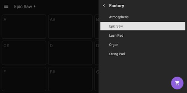 Infinite Pads screenshot 2