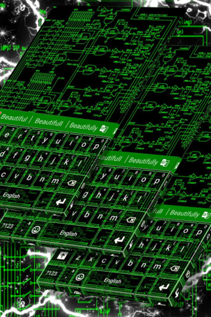 Digital Keyboard screenshot 1