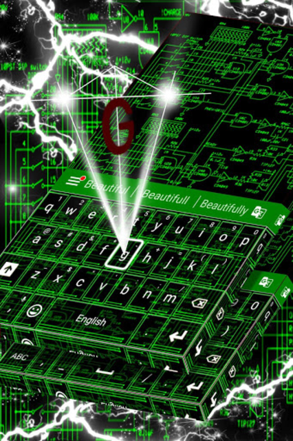 Digital Keyboard screenshot 4