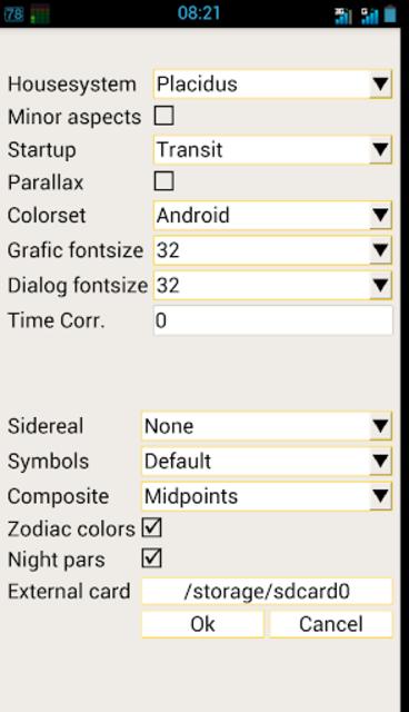 Planetdance Astrology screenshot 14