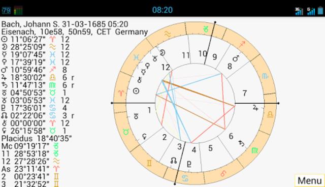 Planetdance Astrology screenshot 15