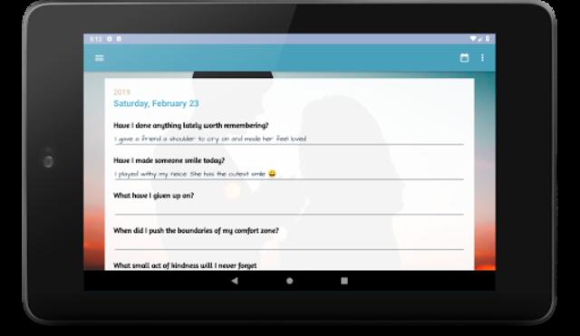 CustomJournal - Flexible Structured Journal screenshot 10