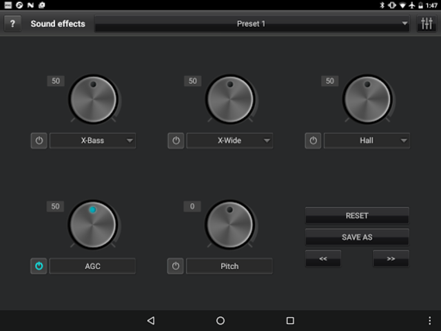 jetAudio HD Music Player screenshot 14