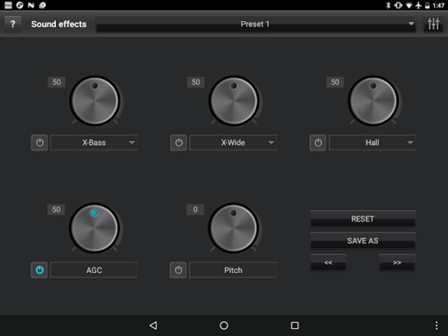 jetAudio HD Music Player Plus screenshot 14