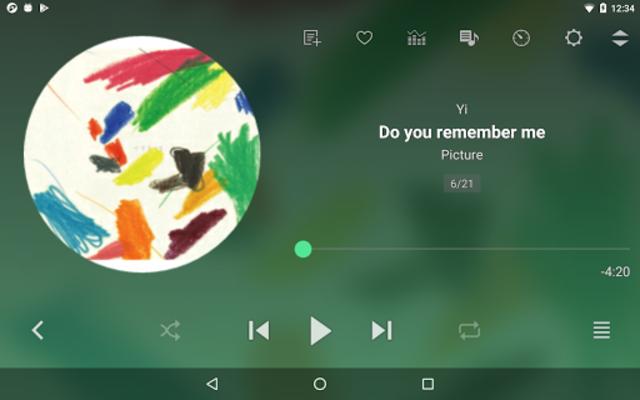 jetAudio HD Music Player Plus screenshot 17