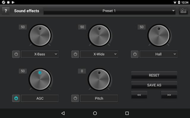 jetAudio HD Music Player Plus screenshot 20