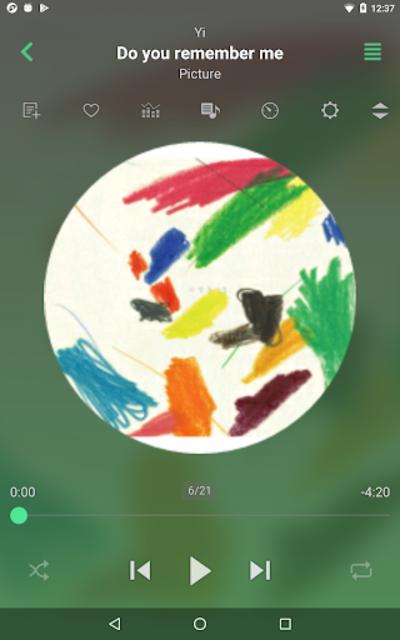 jetAudio HD Music Player Plus screenshot 23