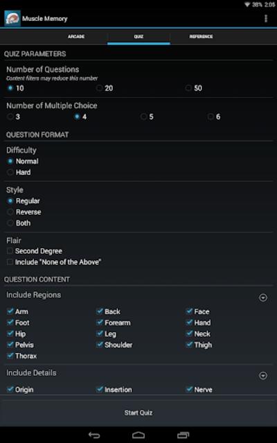 Muscle Memory screenshot 9
