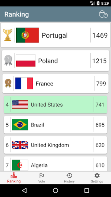 Flags War screenshot 2