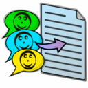 Icon for SMS 2 Text