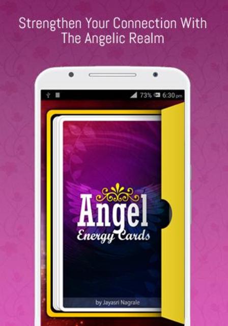 Angel Energy Cards screenshot 1