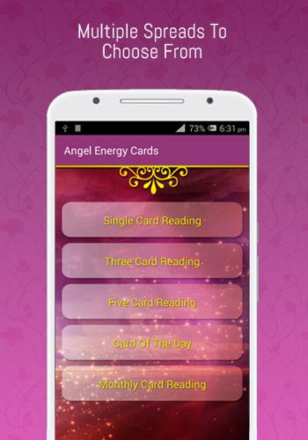 Angel Energy Cards screenshot 2