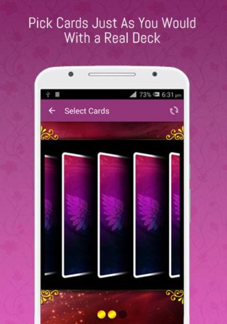 Angel Energy Cards screenshot 3