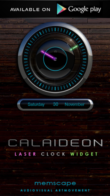 CALAIDEON Go locker Theme screenshot 4