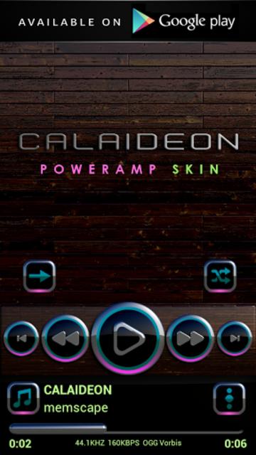 CALAIDEON Go locker Theme screenshot 7
