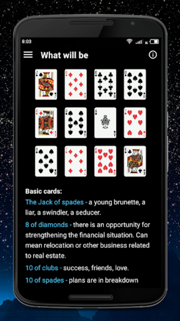 House of Divination. Fortune telling PRO screenshot 2