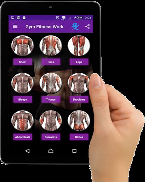 Gym Fitness & Workout Women : Personal trainer screenshot 10