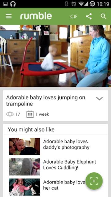 Rumble - Breaking News & Viral Videos screenshot 3