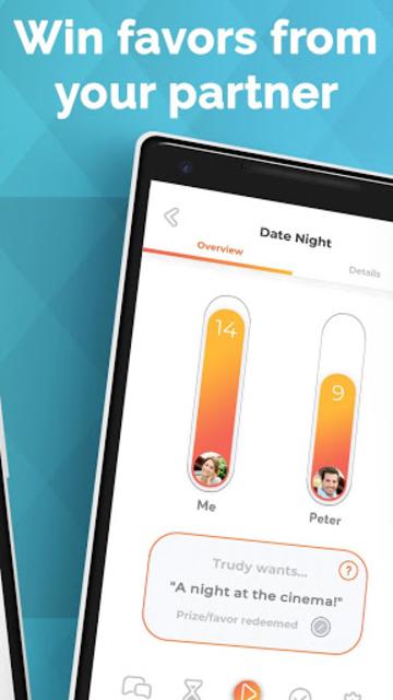 Couple Game: Relationship Quiz screenshot 4