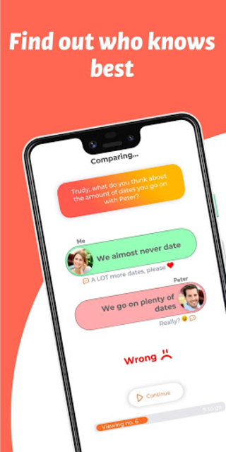 Couple Game: Relationship Quiz App for Couples 💕 screenshot 3