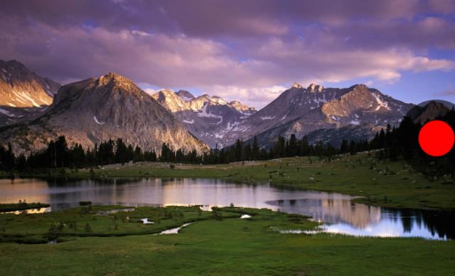 Landscape video camera screenshot 3