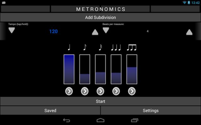 Metronomics Metronome screenshot 6