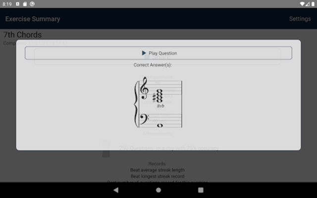 Harmonomics Ear Training screenshot 12