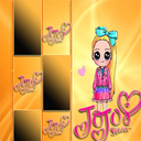 Icon for Jojo Siwa Piano Tiles Game