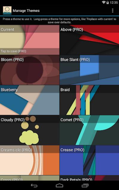 Minima Live Wallpaper screenshot 10