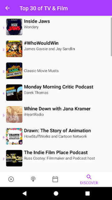 Podcasts Tracker - Podcast management made easy screenshot 6