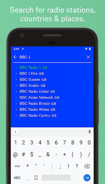 Radio Garden screenshot 7