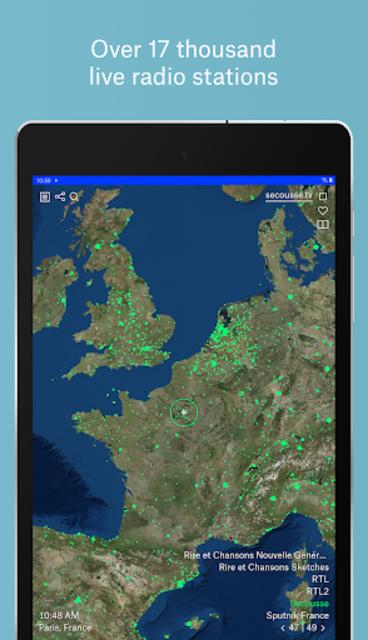 Radio Garden screenshot 9