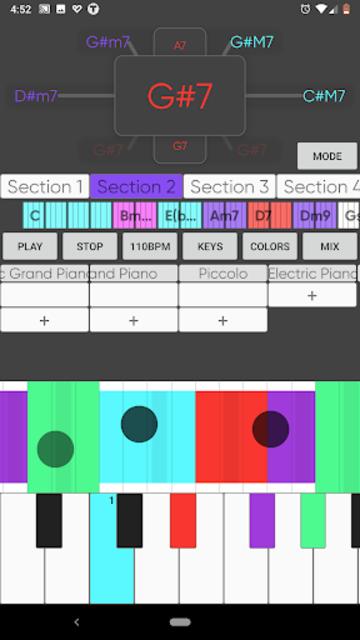Topologica screenshot 1