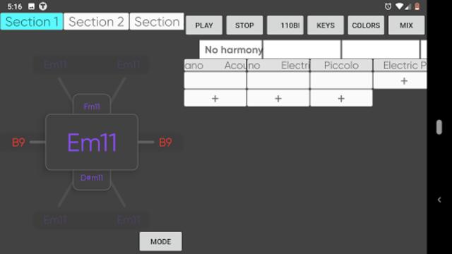 Topologica screenshot 5