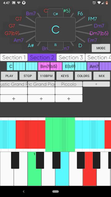 Topologica screenshot 7