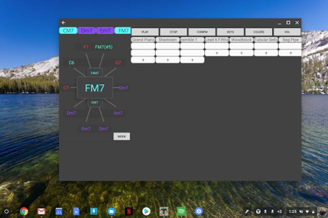 Topologica screenshot 8